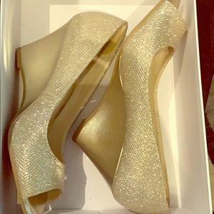 David's Bridal Wedding Shoes